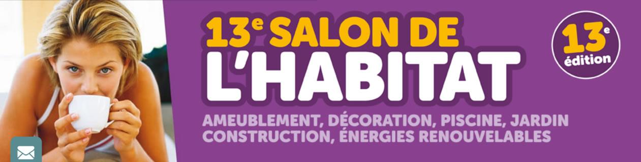 SALON DE L'HABITAT D'ALES DU 22 AU 25 SEPTEMBRE 2017
