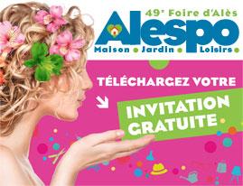 FOIRE D'ALÉS - Du 26 au 29 Janvier 2018