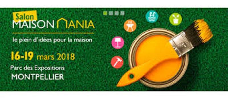 Maison Mania <br> Du 16 au 19 Mars 2018