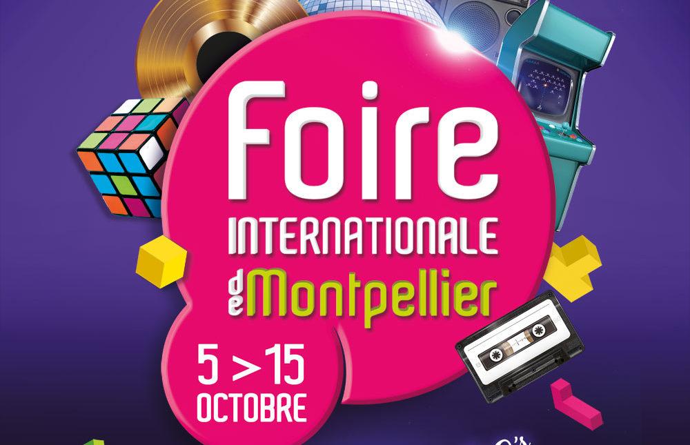 Foire de Montpellier <br> Du 05 Octobre au 15 Octobre 2018